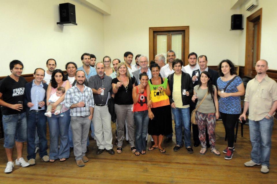Acto de Presentación de la Cátedra 10-12-2012
